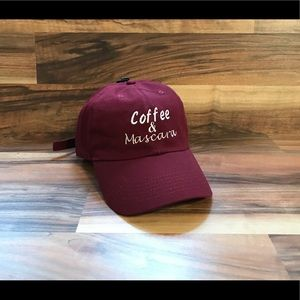 Accessories - Coffee & Mascara Dad hat